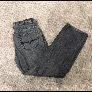 GUESS straight leg men's jeans Size 34